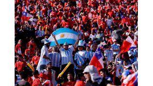 Copa América: Afip le sacó la roja a 145 monotributistas