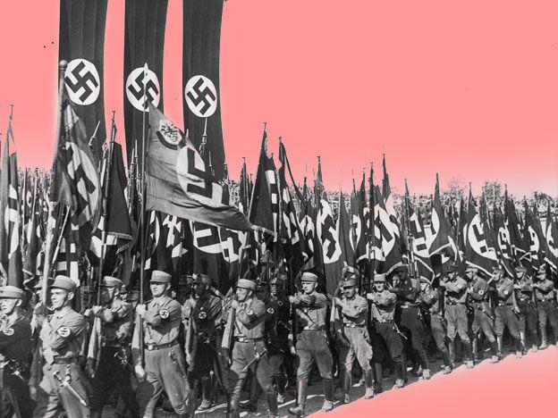 Ejército de prostitutas nazis contra las enfermedades sexuales