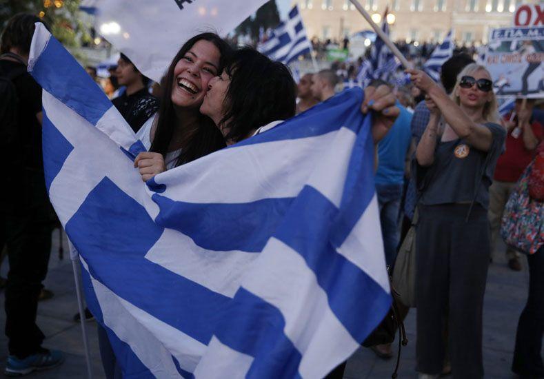 Para The New York Times, Grecia podría transformarse en la Venezuela de Chávez