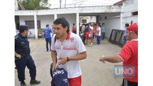 Martín Galli indicó que deberán trabajar para sostener el cero en el arco propio.  Foto UNO/Mateo Oviedo