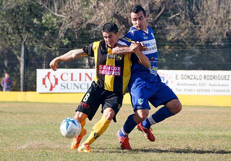 El Lobo uruguayense jugó un mal partido en suelo sunchalense y cayó sin atenuantes.
