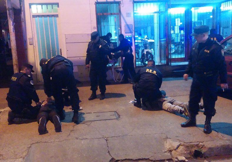 Robos. La Policía dice que los ladrones actuaban en Paraná.