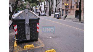 Paraná: Destacan el servicio de contenedores
