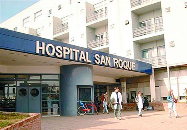 Hospital bonaerense San Roque de Gonnet. Foto: Internet