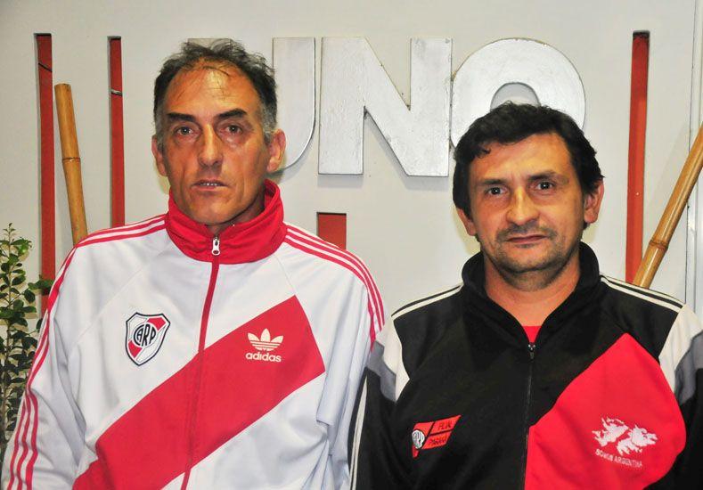 Paraná recibirá a un  campeón del mundo