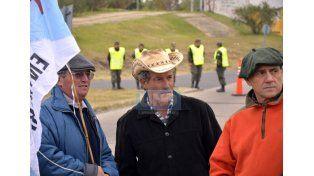 Productores agropecuarios ratificaron la protesta del miércoles en el túnel