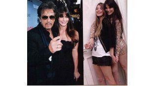 Al Pacino: Soy feliz cuando los veo jugar