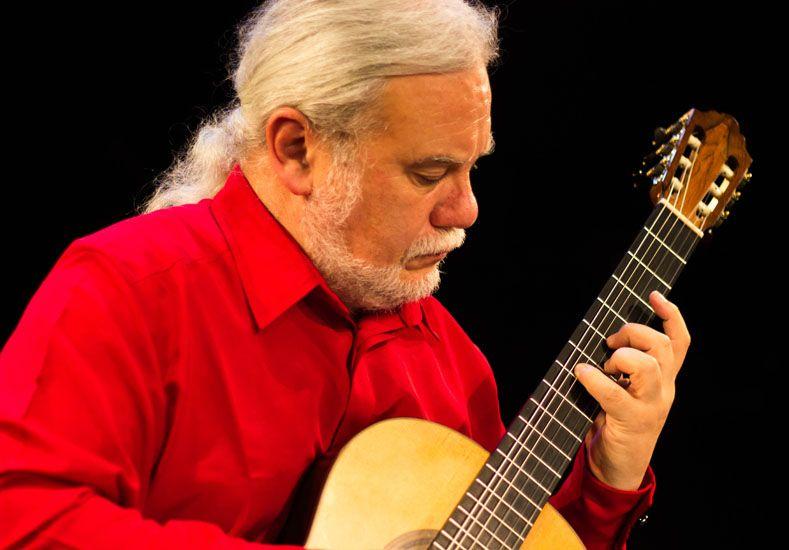 Excelencia. Eduardo Isaac presentará un repertorio de música europea y latinoamericana.