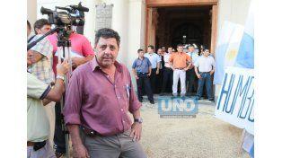 Alfredo De Ángeli. Foto UNO/Archivo