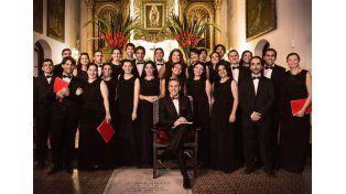 Dos orillas. El coro –que reúne a cantantes de Paraná y Santa Fe– estará acompañado por solistas.