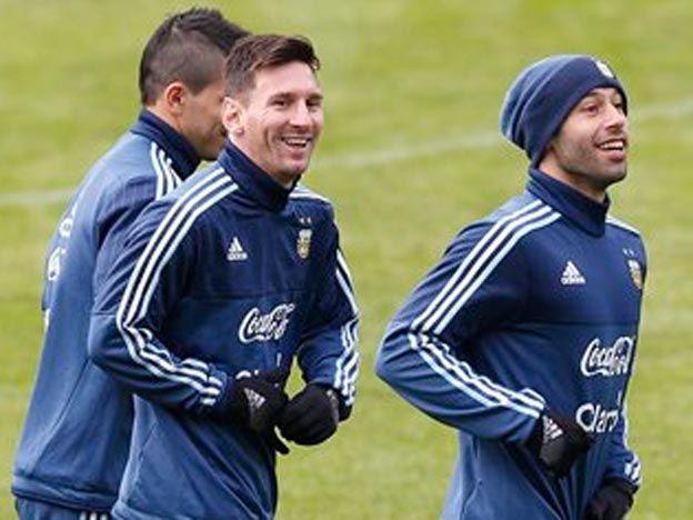 La felicidad de Messi, la felicidad de todos