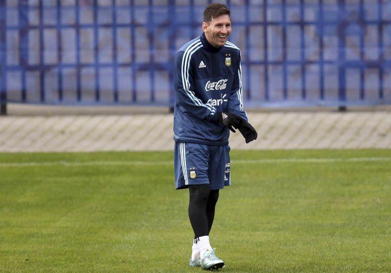 Messi se ilusiona: Nos falta un pasito para cumplir el sueño