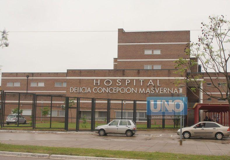 El error sucedió en la morgue del hospital Masvernat de Concordia. (Foto UNO/Archivo)