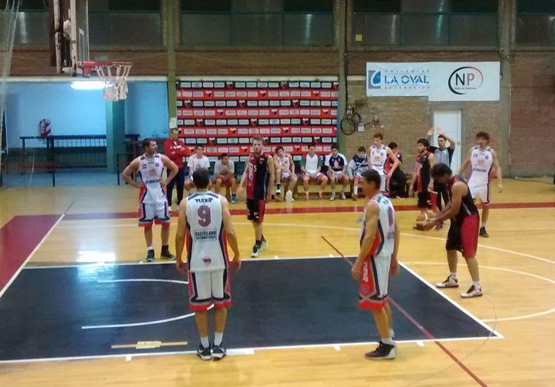 El equipo Sabalero jugó un sólido partido y batió sin atenuantes a Olimpia. Se impuso por 102 a 85. Foto Gentileza/Prensa APB