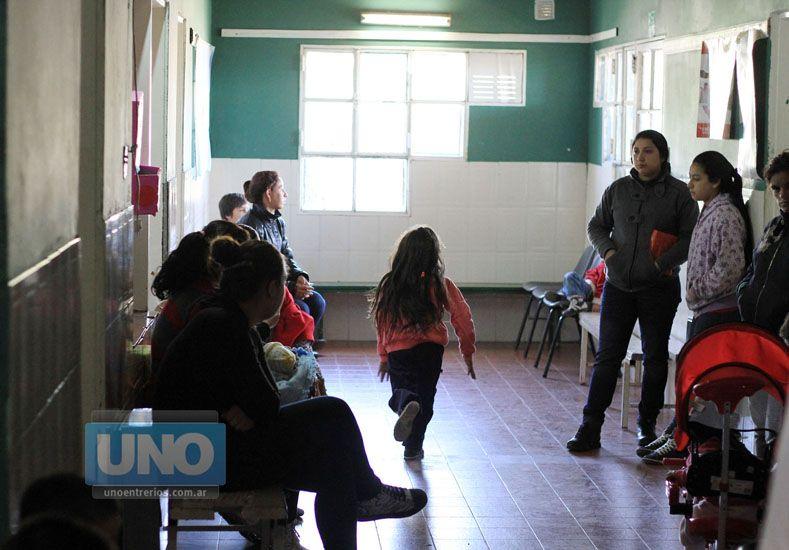 En los centros. Sistematizar información social y sanitaria permite abordar un mejor servicio de salud. Foto UNO/Diego Arias