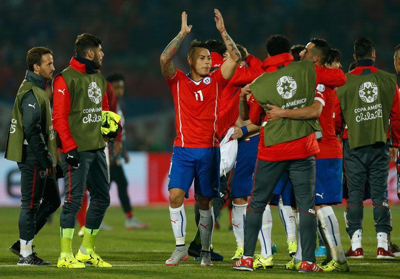 Chile aguarda relajado la final de la Copa