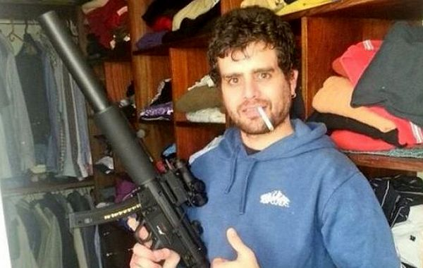 Procesaron con prisión preventiva a Carlos Nair Menem por robo con armas