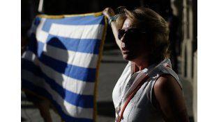 Miles de griegos se reunieron para rechazar un rescate financiero