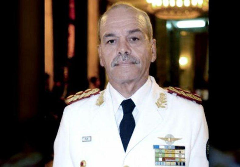 Ricardo Luis Cundom es el nuevo jefe del Ejército. Foto: Télam