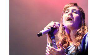 Carismática. Soledad conquistó los corazones de sus fans con clásicos y temas de su último disco.