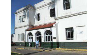 Foto: La niña fue atendia en el hospital San Roque de Rosario. (Foto: La Capital)