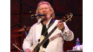Murió Chris Squire, un histórico del grupo Yes