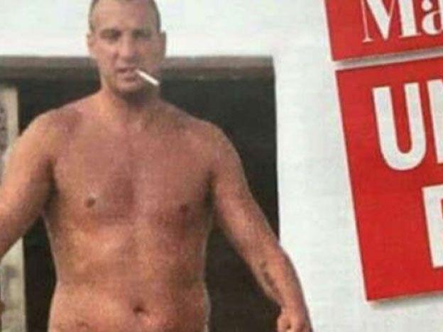 Escracharon a Maxi López en plenas vacaciones