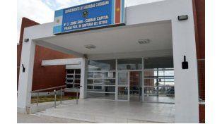El acusado fue alojado en la Seccional 51 de Santiago del Estero.