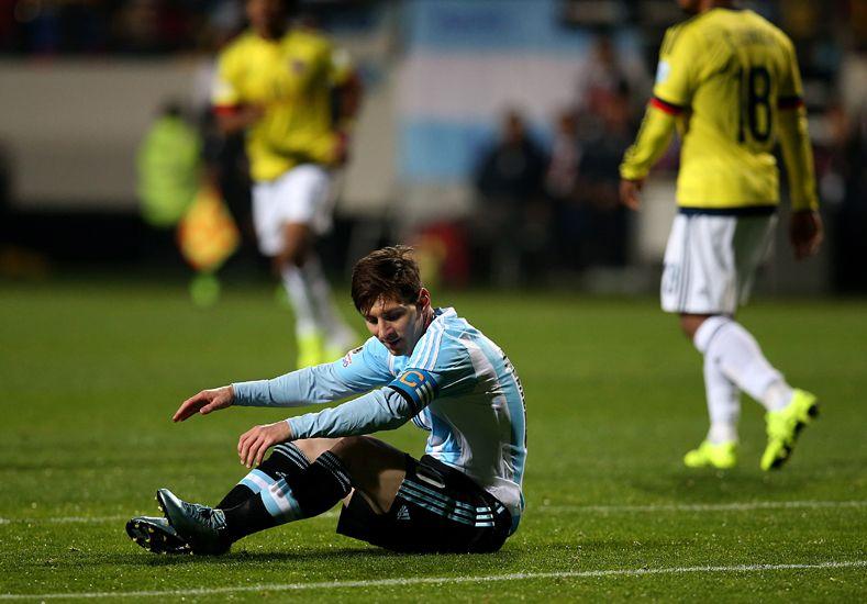 Messi: Es increíble lo que me cuesta hacer un gol en la Selección
