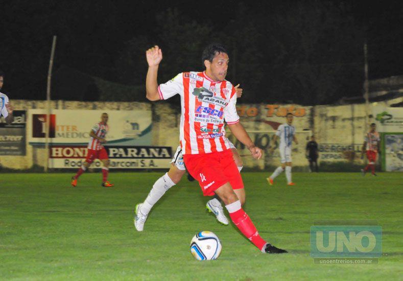 """Galli calificó al clásico con Patronato como un partido """"para disfrutarlo"""". (Foto: UNO/Juan Manuel Hernández)"""