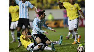 Argentina clasificó a la semifinal