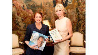 Karina Rabolini se reunió con la Embajadora Argentina en el Reino Unido,  Alicia Castro