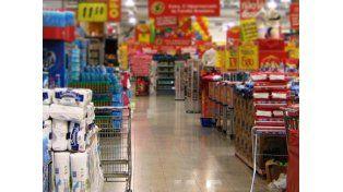 Según el Indec, en mayo el consumo en supermercados subió un 7,5%