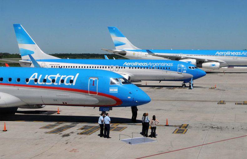 Austral denunció a los pilotos y a Xipolitakis por poner en peligro la seguridad de una aeronave