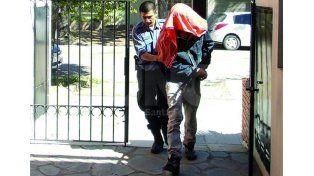Detección. Díaz fue detenido por primera vez en febrero; en abril salió y ayer volvió a prisión.