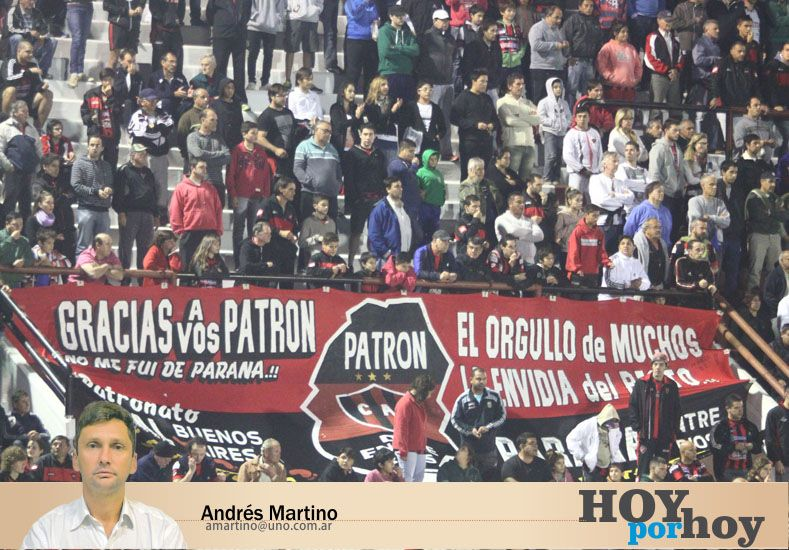 Poco sabor a derby en Paraná