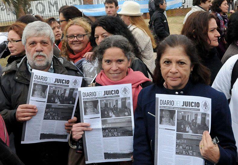 Prisión perpetua para cuatro represores en San Nicolás