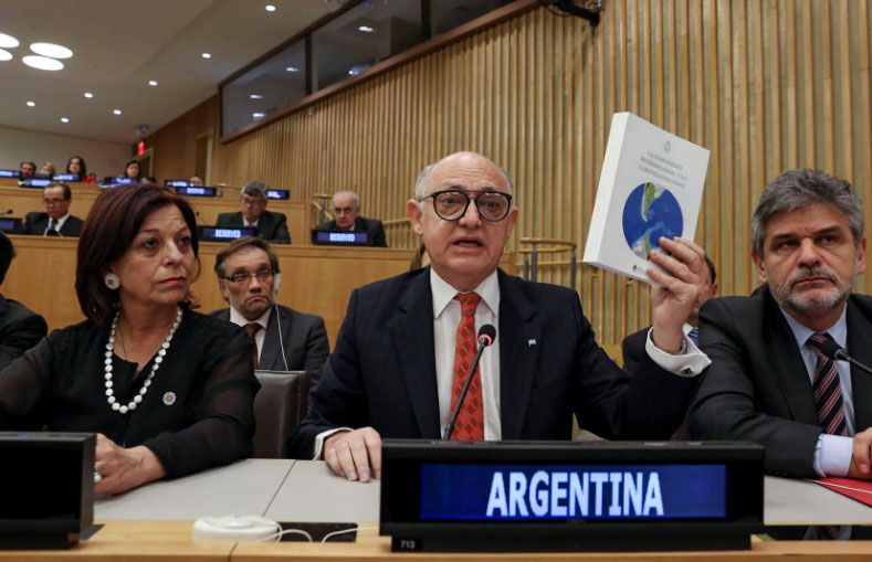 Malvinas: Reino Unido no hace más que agravar irresponsablemente el intento de resolver la controversia