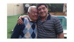 Murió Don Diego, el padre de Diego Maradona