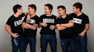 Los Totoras brindarán su show en Plaza de las Colectividades