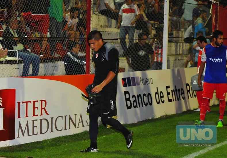Arce enfrentará por tercera vez en su carrera a Patronato. Anteriormente lo hizo con Unión.   Foto UNO/Juan Manuel Hernández
