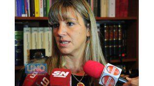 La jueza Paola Firpo