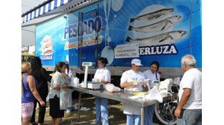 Llega pescado para todos a Paraná