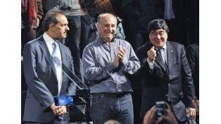 Scioli: Solo el trabajo colectivo nos puede permitir seguir avanzando