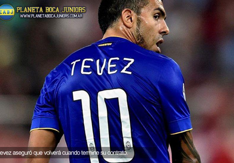 La vuelta de Tevez: el comunicado oficial llegaría hoy