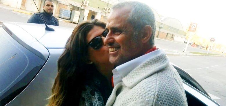 Jorge Rial: Estamos distanciados, hubo una discusión con una de mis hijas
