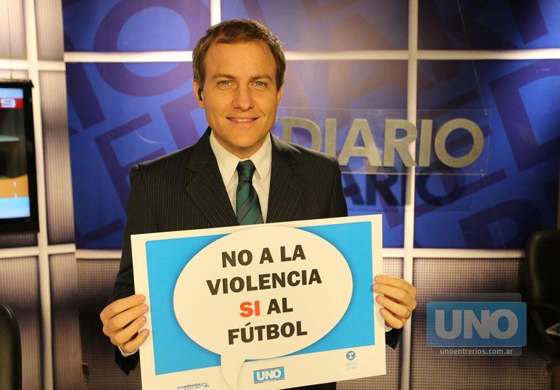 Martín Macor. Foto UNO/Diego Arias
