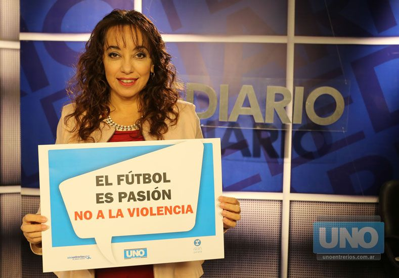 Sonia Fernández. Foto UNO/Diego Arias