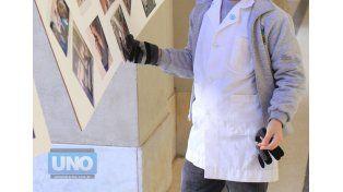 Un niño sufrió un cuadro de hipotermia mientras participaba del acto del Día de la Bandera