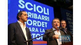 """Daniel Scioli sobre Urribarri: El futuro nos va a encontrar trabajando juntos"""""""
